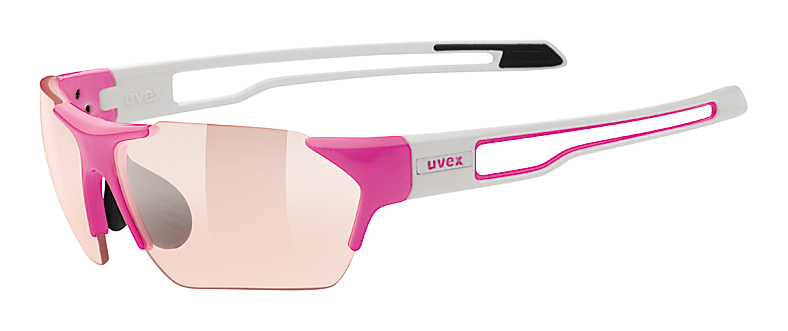 UVEX SPORTSTYLE 202 SMALL VARIO PINK WHITE