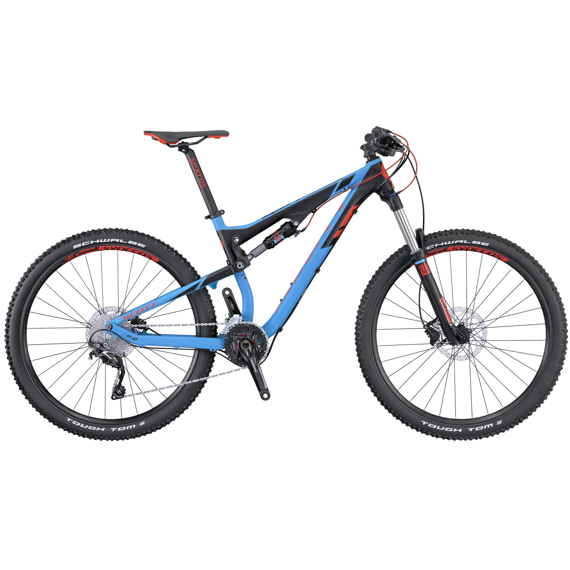 SCOTT Genius 750 XL 2016