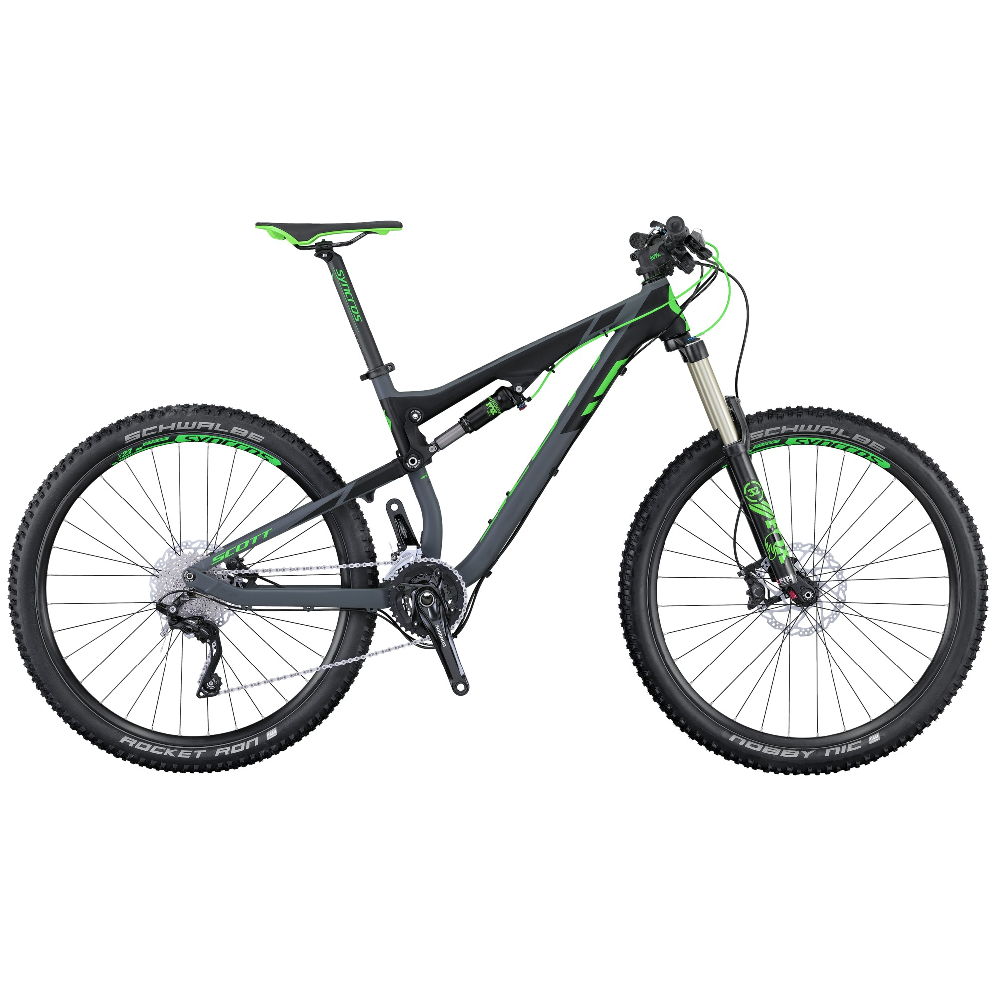 SCOTT Genius 740 XL 2016