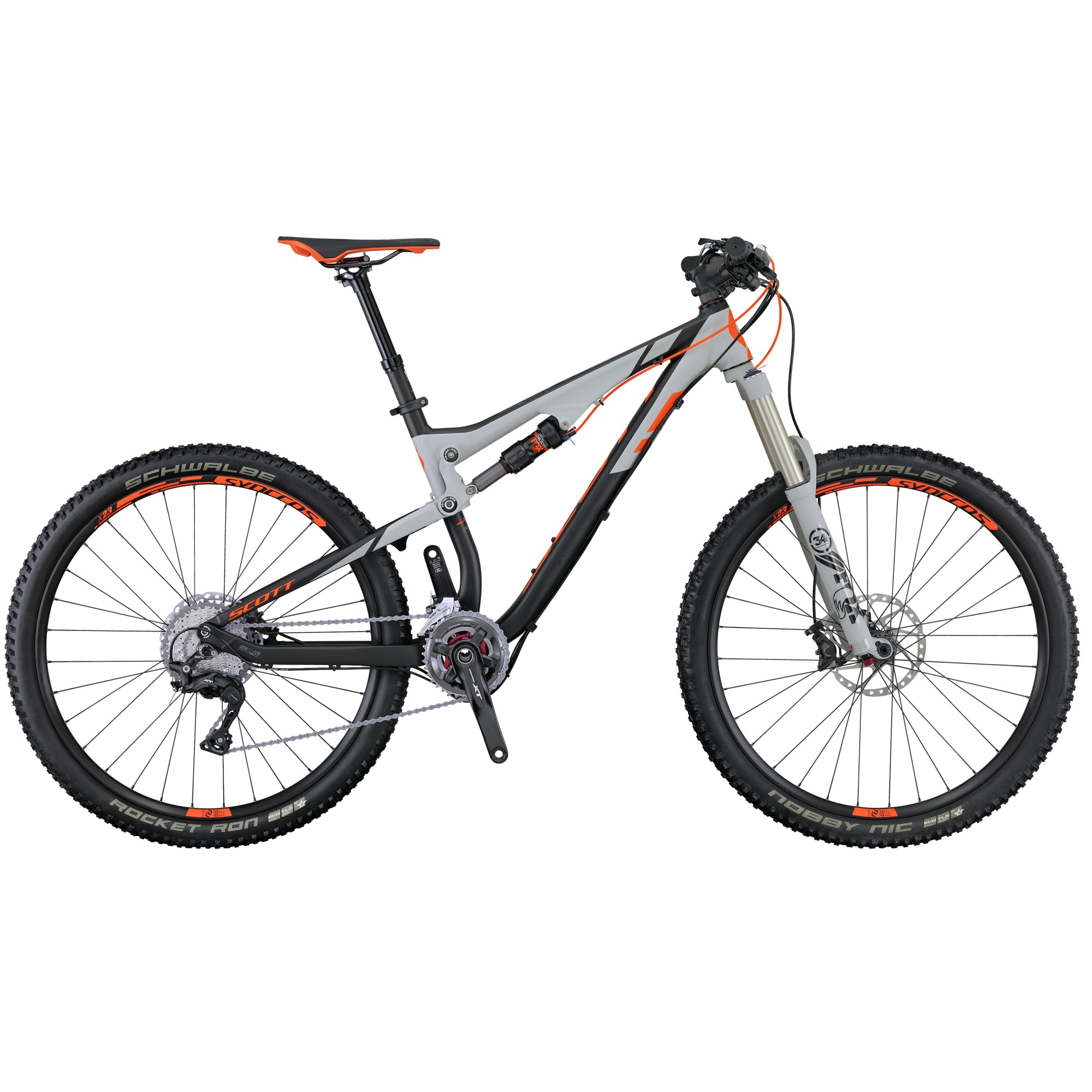 SCOTT Genius 730 XL 2016