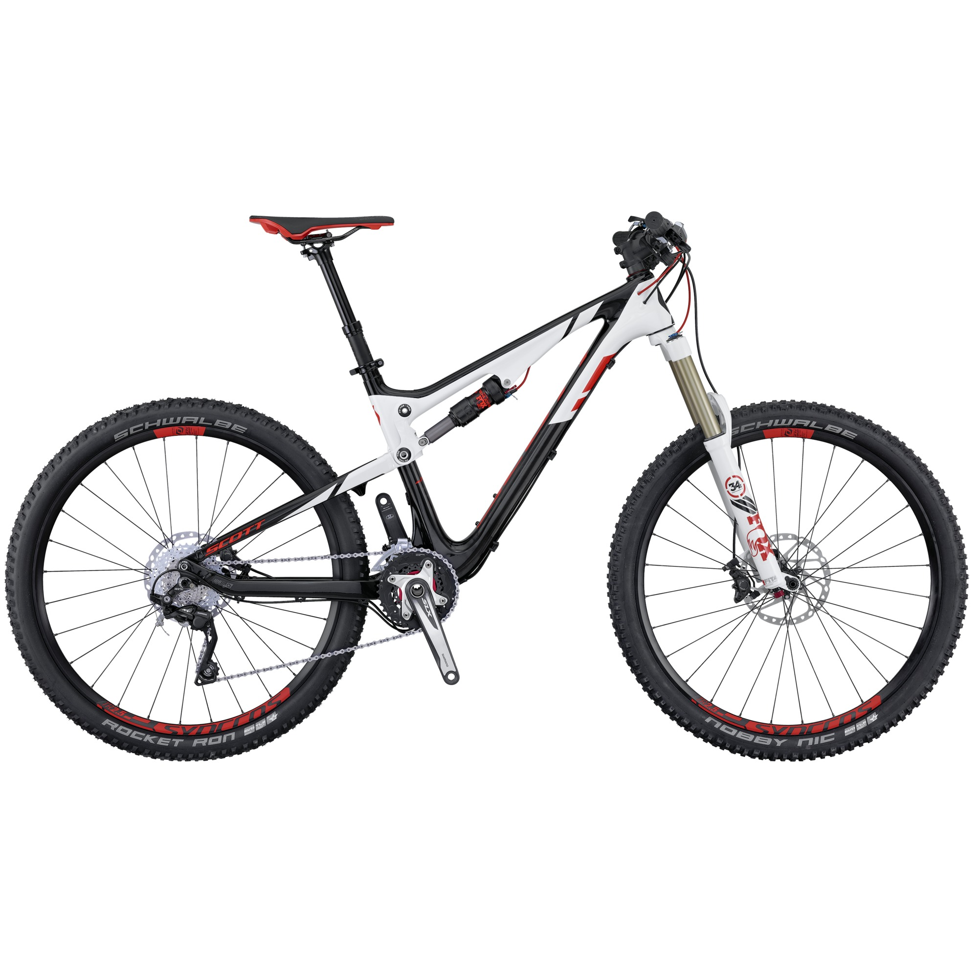 SCOTT Genius 720 XL 2016