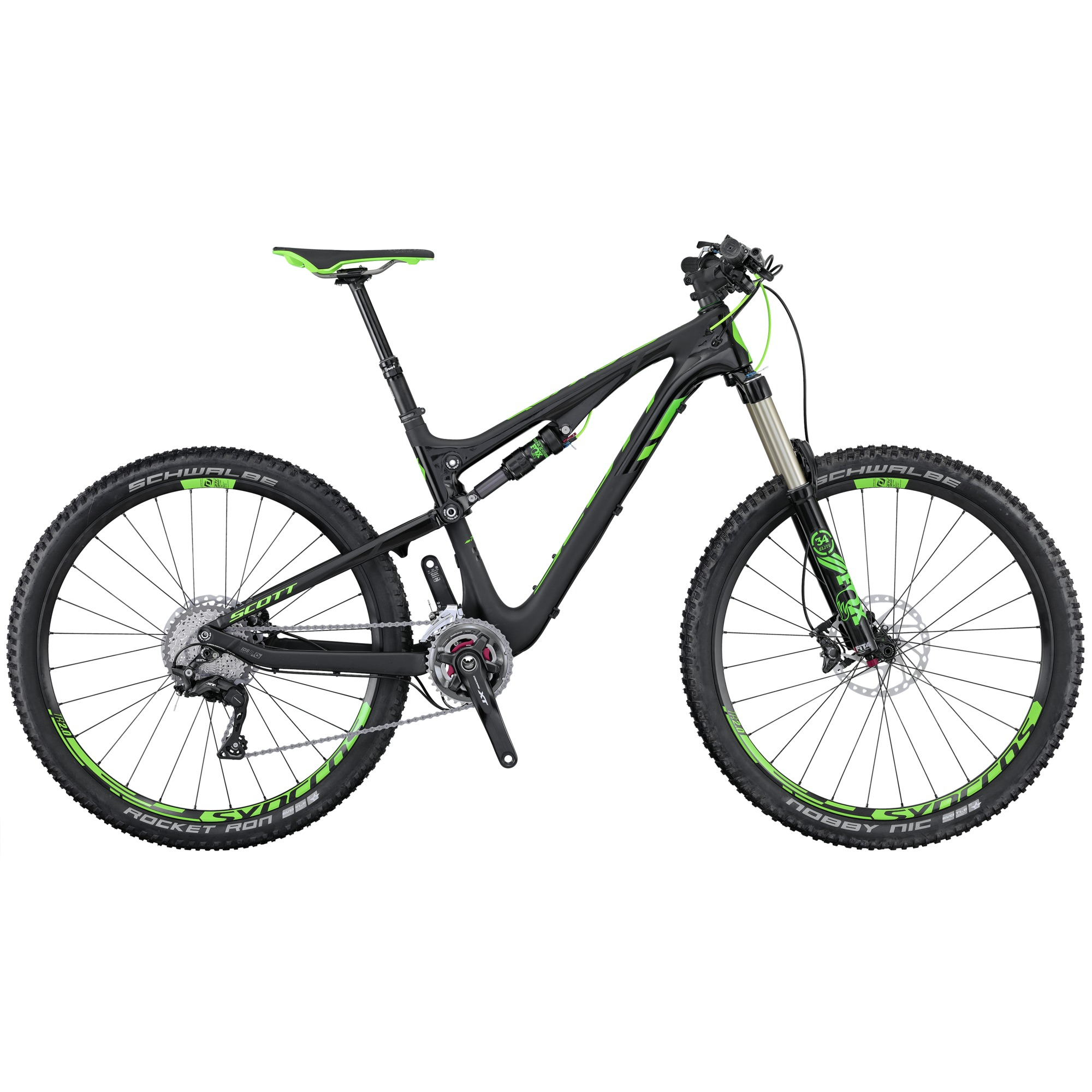 SCOTT Genius 710 XL 2016