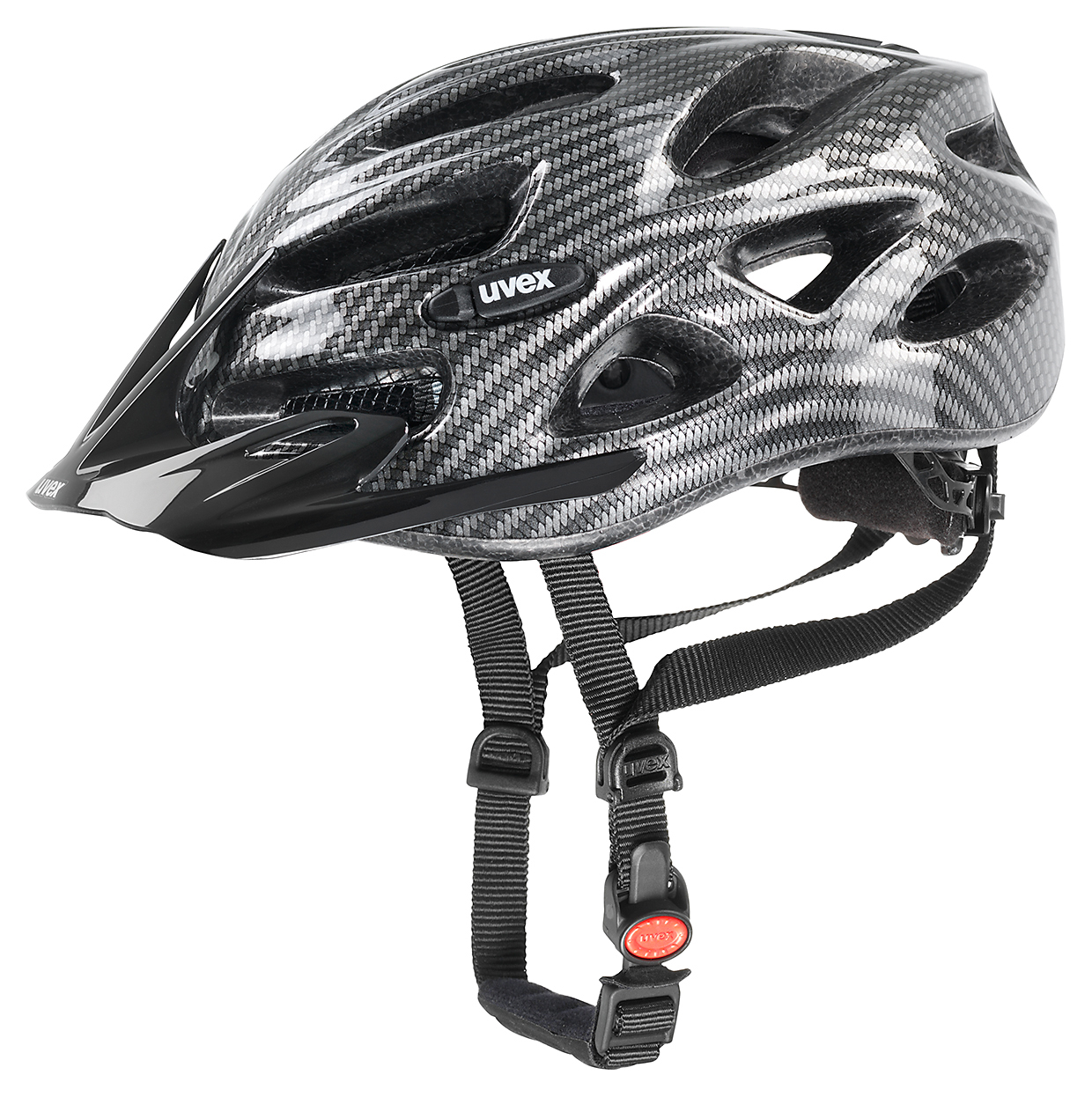 UVEX HELMA ONYX CARBON LOOK BLACK 2015