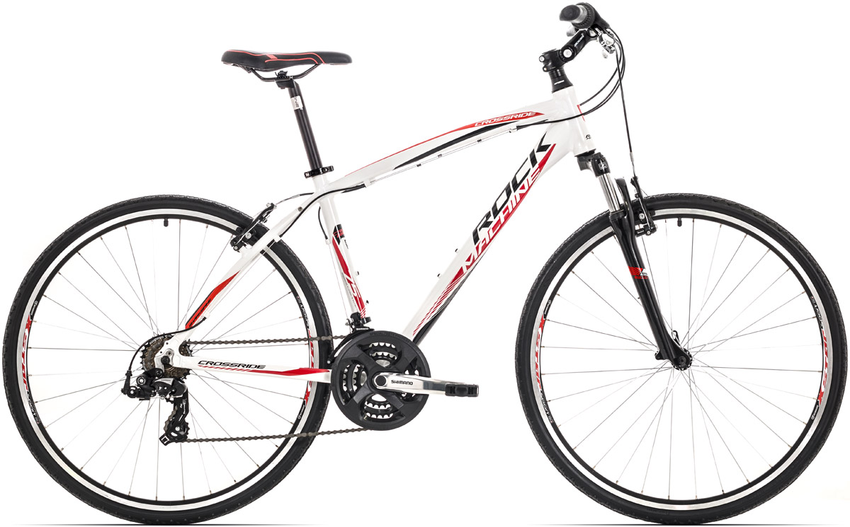 ROCK MACHINE CrossRide 75 red/blue/black 18 2016