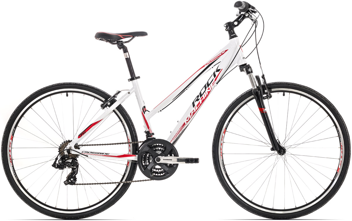 ROCK MACHINE CrossRide 75 Lady white/black/red 17 2016