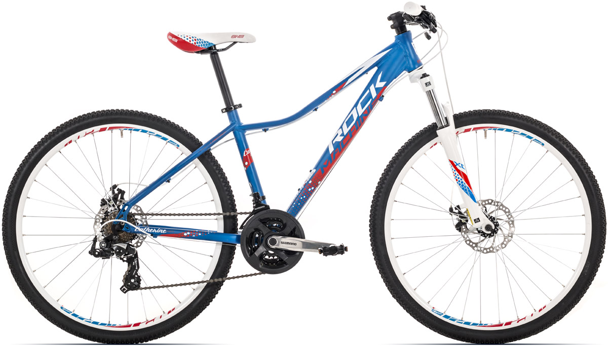 ROCK MACHINE Catherine 40 blue/red/white 14 2016