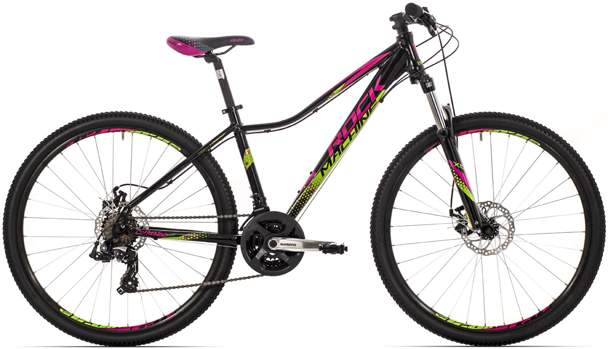 ROCK MACHINE Catherine 60 black/green/purple 14 2016
