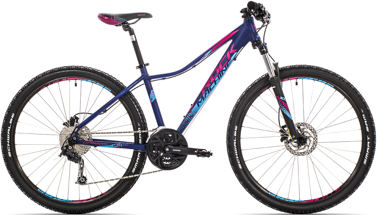ROCK MACHINE Catherine 90 blue/blue/purple 16 2016