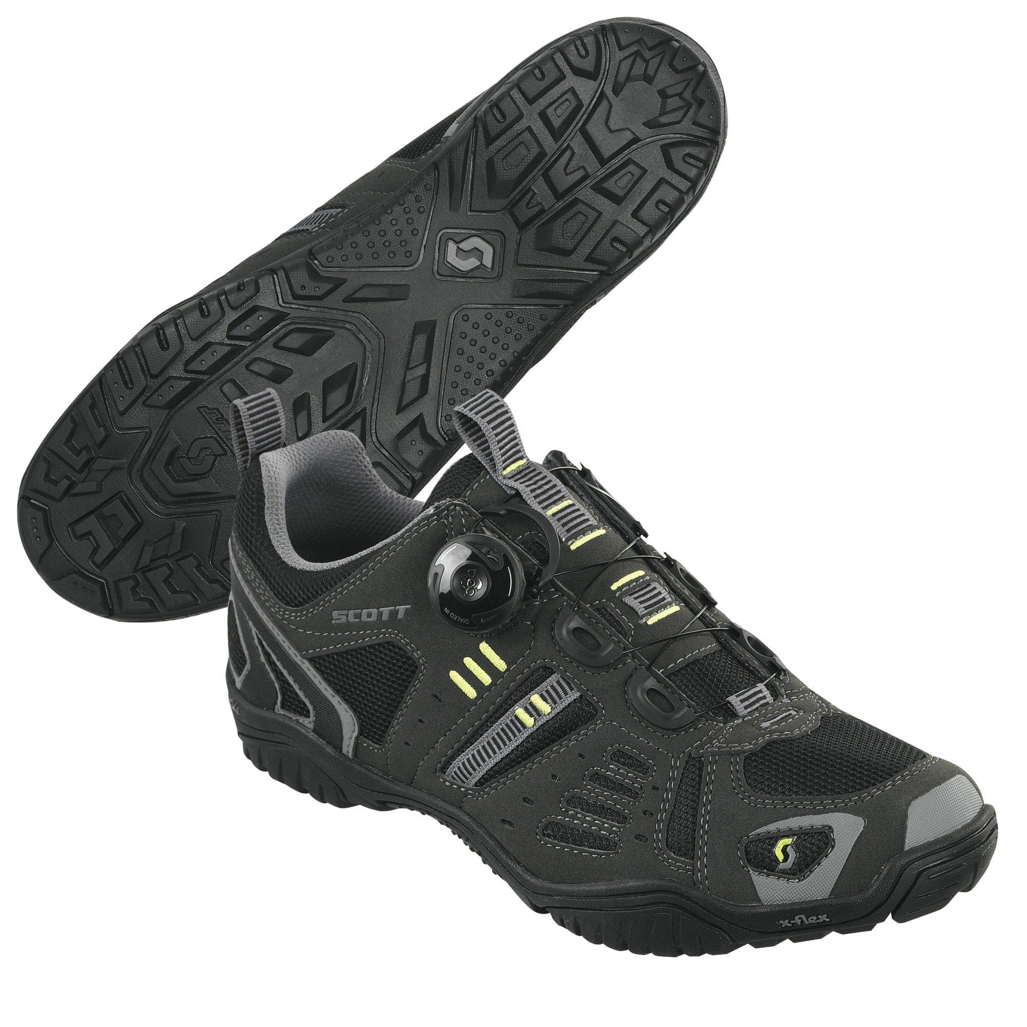 SCOTT TRAIL BOA black 41