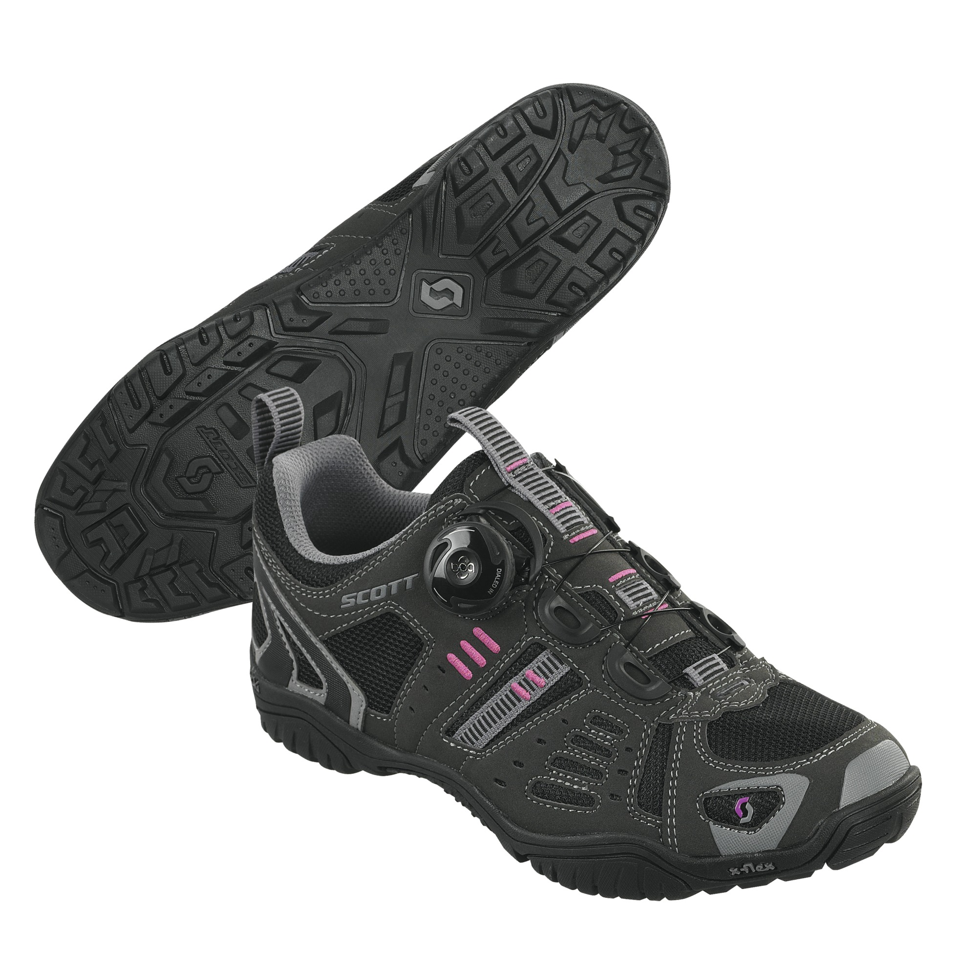 SCOTT TRAIL BOA LADY black 41