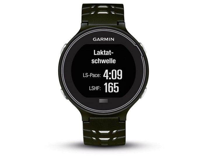 GARMIN Forerunner 630 Black Black HR Run2