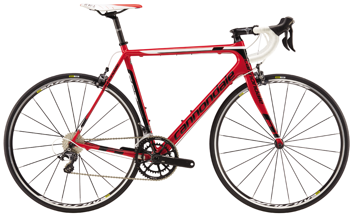 Cannondale SuperSix EVO Ultegra RED 60 2016