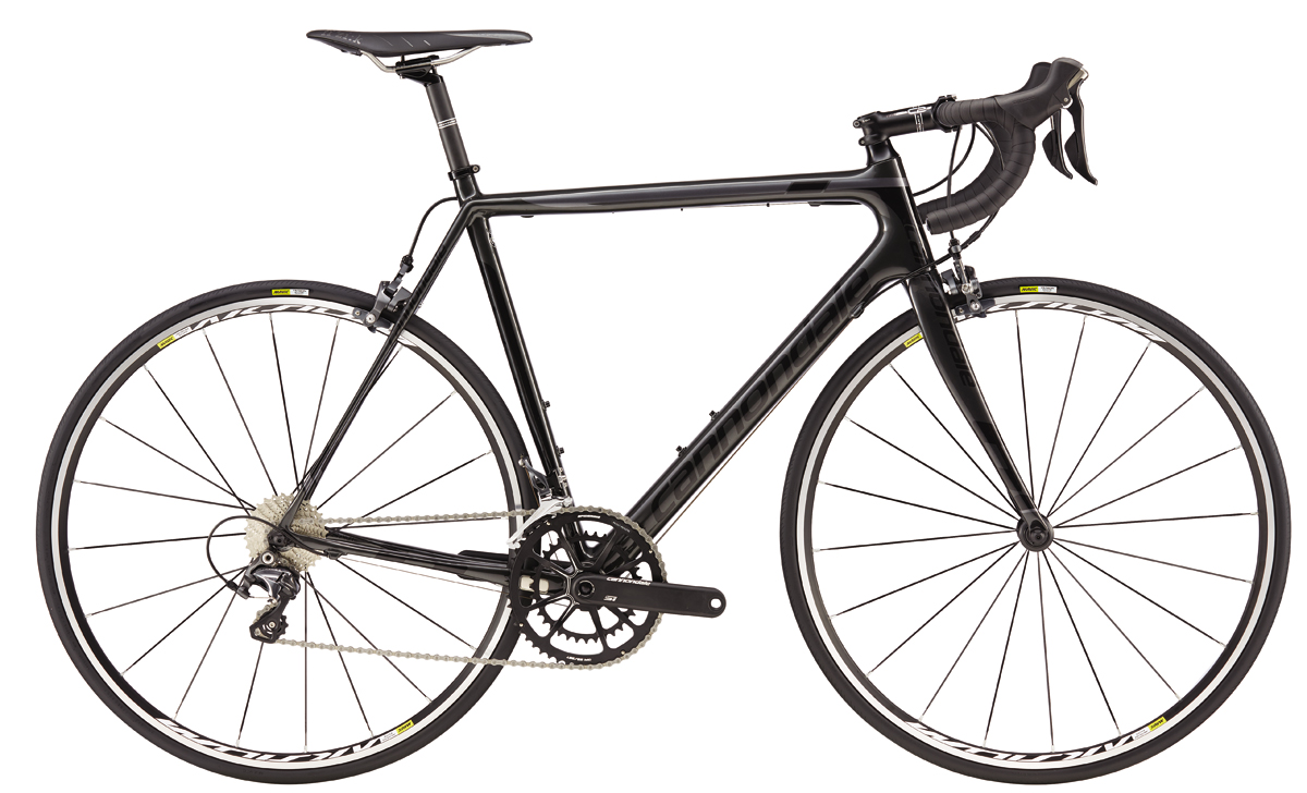 Cannondale SuperSix EVO Ultegra GRY 60 2016