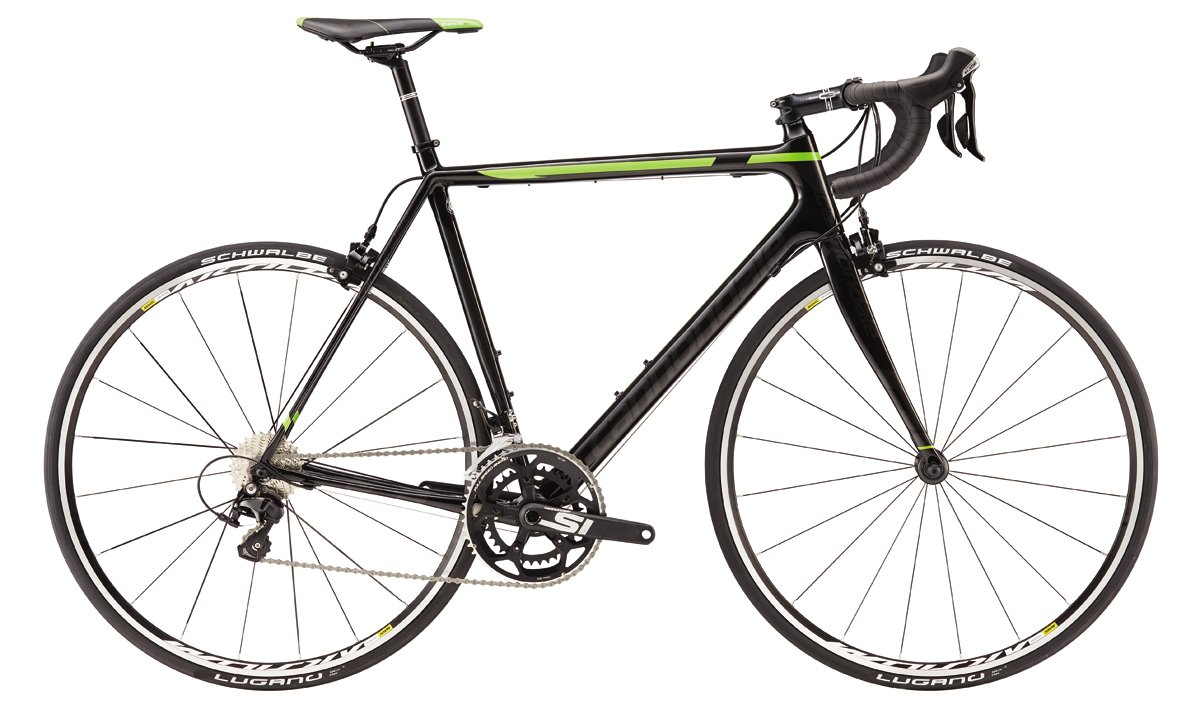 Cannondale SuperSix EVO 105 GRN 60 2016