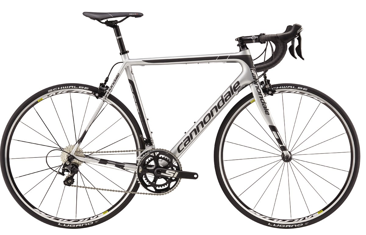 Cannondale SuperSix EVO 105 SLV 60 2016