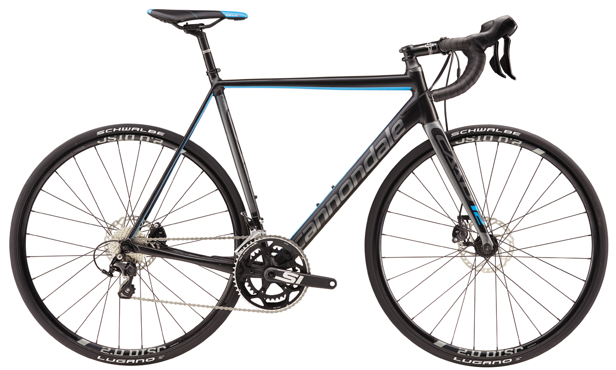 Cannondale CAAD12 105 Disc 48 2016