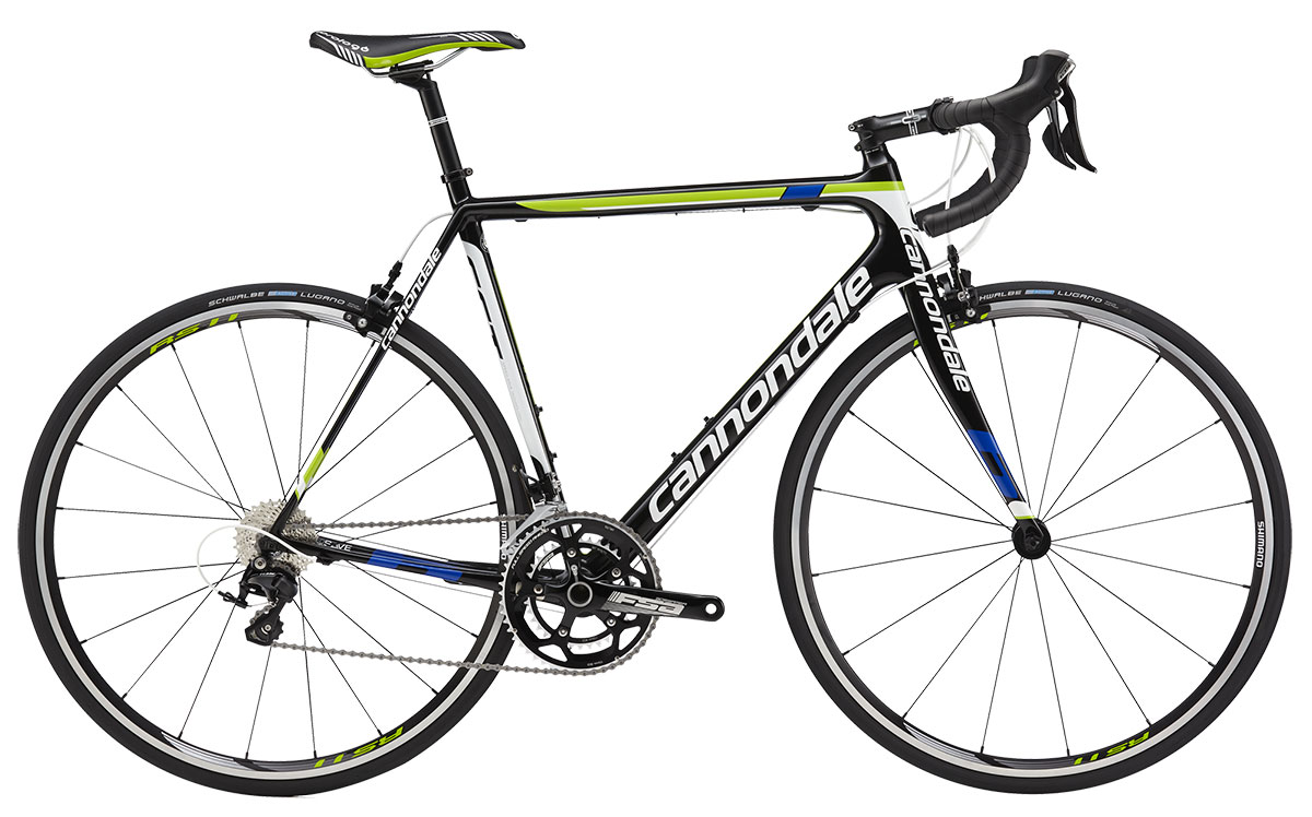 Cannondale SuperSix EVO 105 REP 60 2015