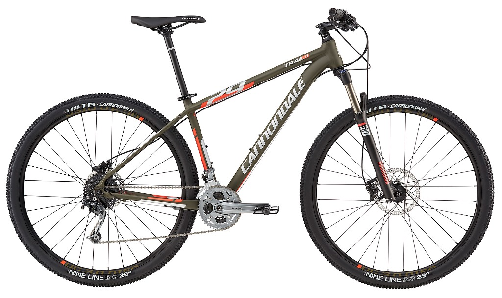 "Cannondale TRAIL 29"" 3 L 2016"