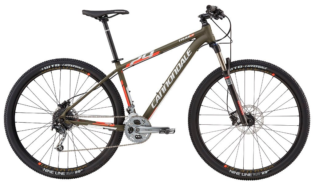 "Cannondale TRAIL 29"" 3 M 2016"