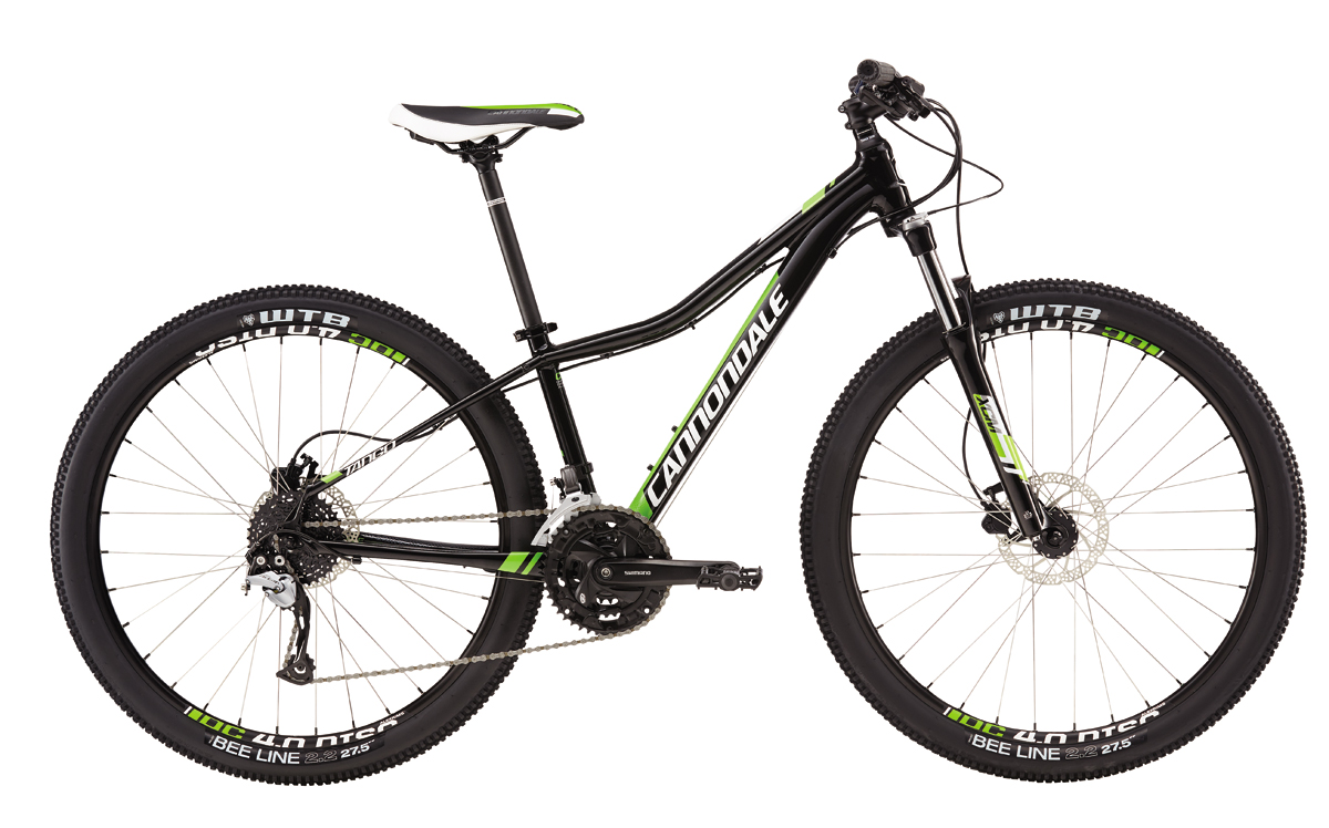 Cannondale TANGO 5, Blac/Green S 2016