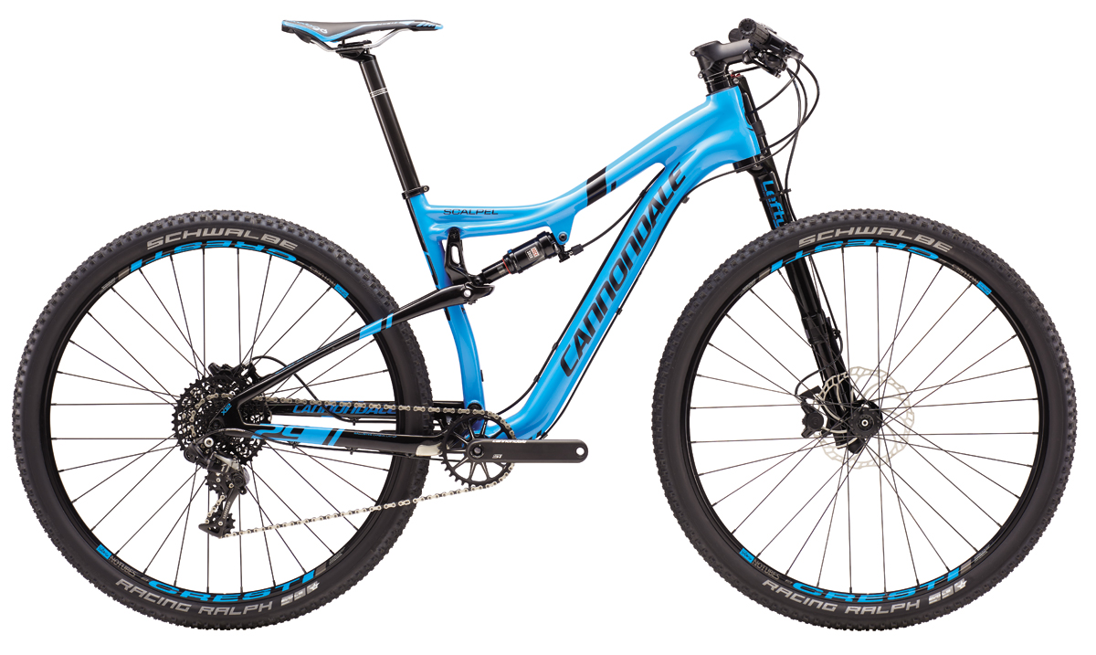 "Cannondale SCALPEL 29"" CARBON 2 S 2016"