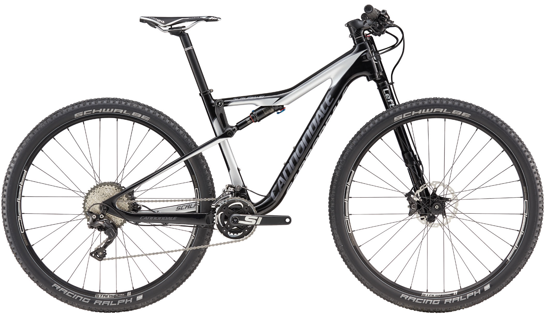 "Cannondale SCALPEL Si 29"" CARBON 4 S 2017"