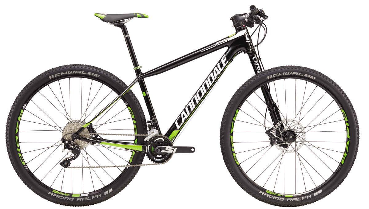 "Cannondale F-Si CARBON 4 29"" XL 2016"