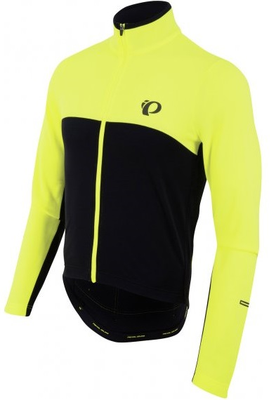 PEARL iZUMi SELECT THERMAL dres, SCREAMING žlutá/černá XXL