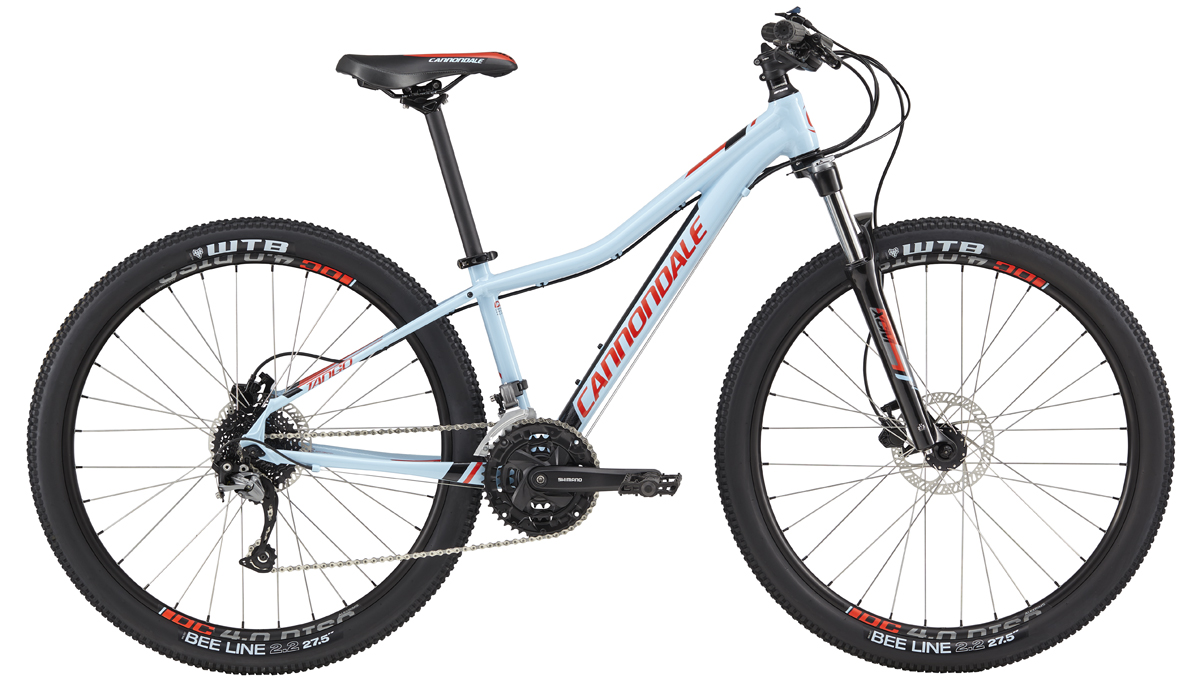 "Cannondale TRAIL 27,5"" 2 WOMEN´S (TANGO) WHITE S 2017"