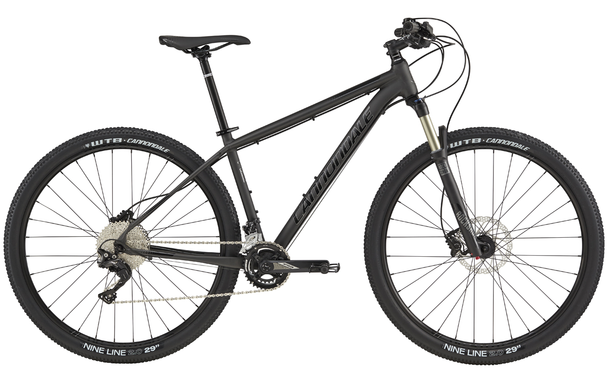 "Cannondale TRAIL 29"" 1 NIGHT BLACK S 2017"