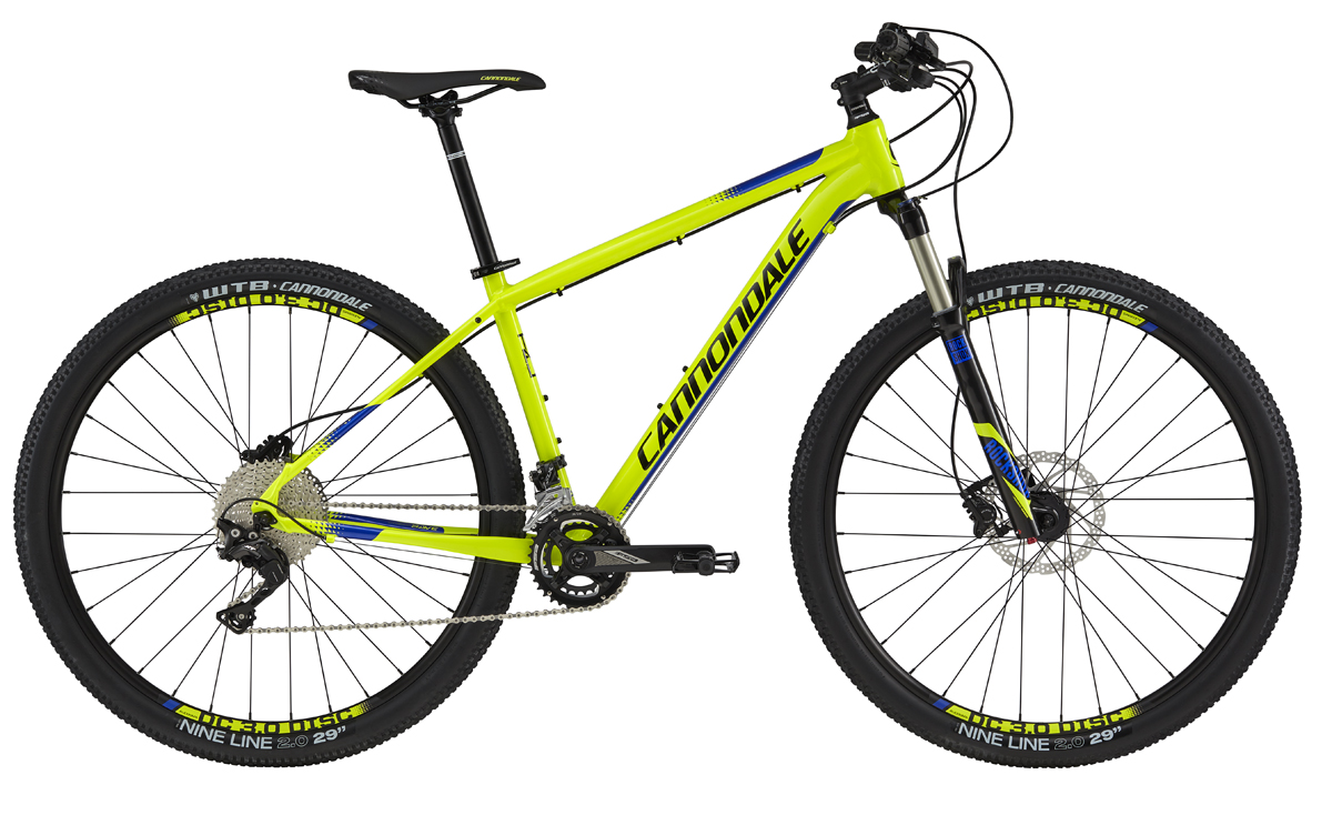 "Cannondale TRAIL 29"" 1 VLT S 2017"