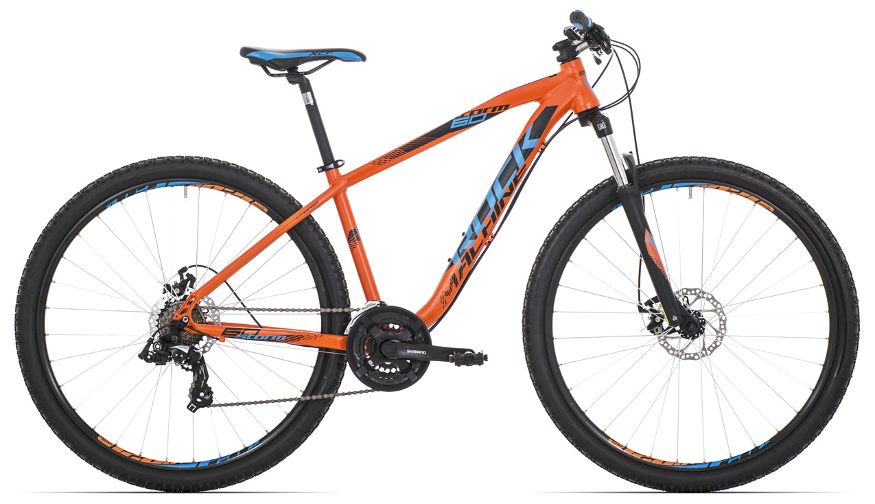 ROCK MACHINE Storm 60 orange/blue/black 16,5 2017
