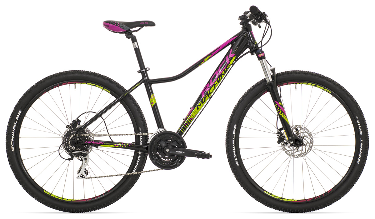 ROCK MACHINE Catherine 70 black/pink/green 14 2017