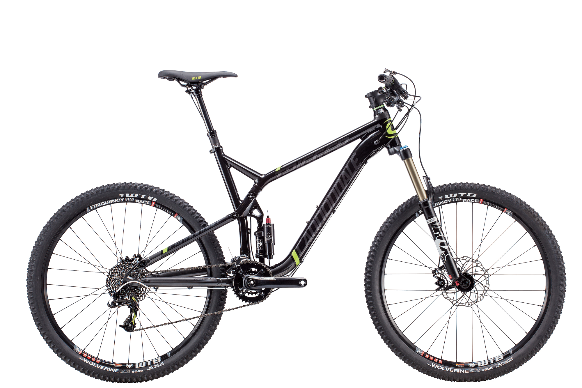 """Cannondale TRIGGER 3 - 27,5"""" S 2015"""