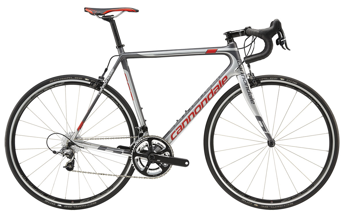 Cannondale SuperSix EVO RACING EDITION 60 2015