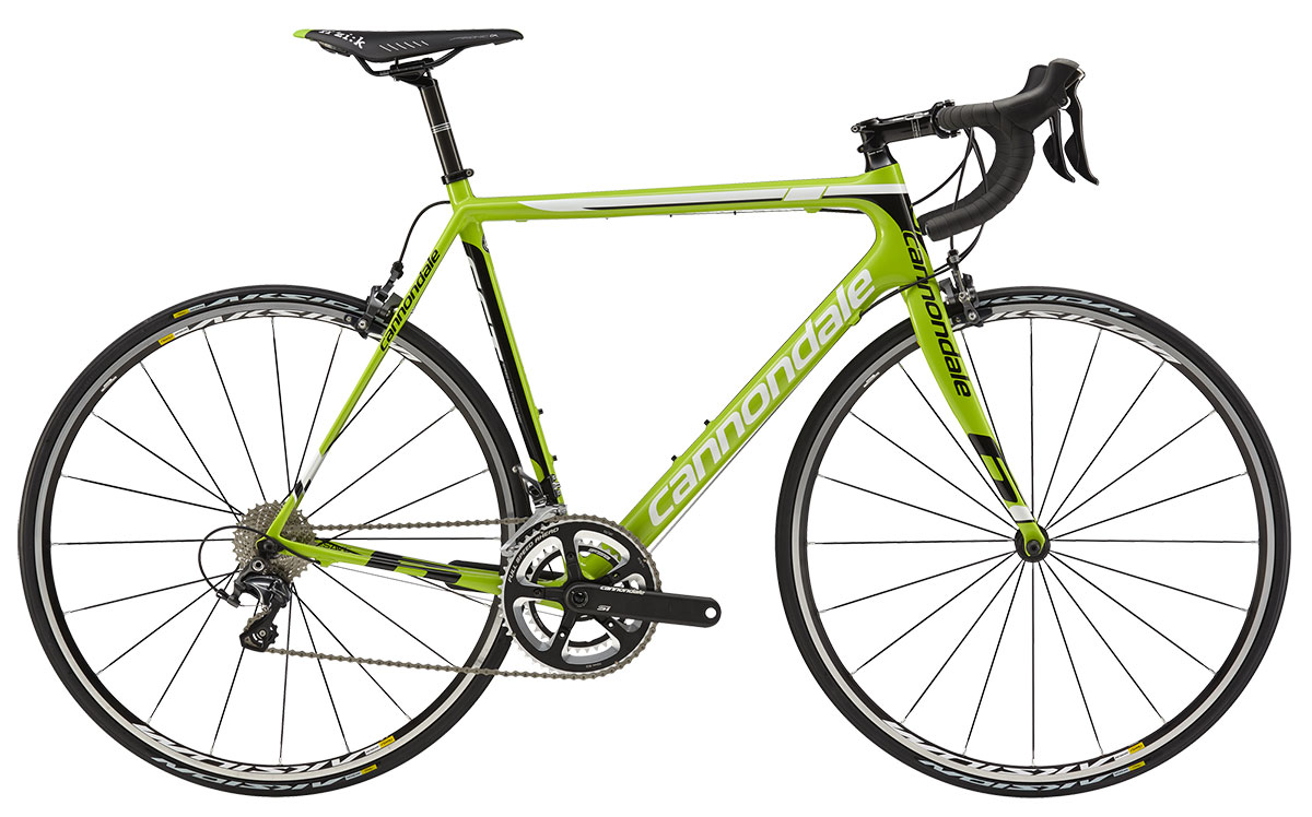 Cannondale SuperSix EVO ULTEGRA 60 2015