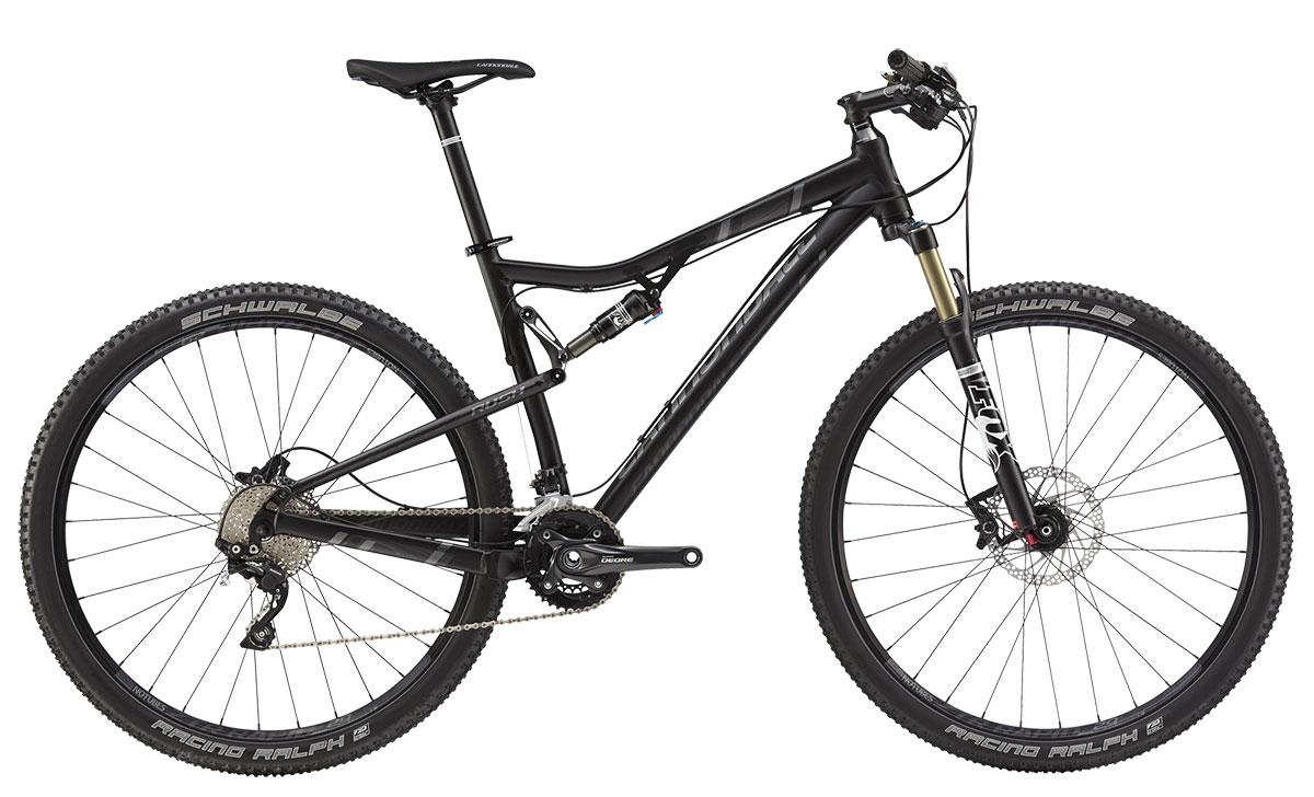 Cannondale RUSH 29 1 S 2015