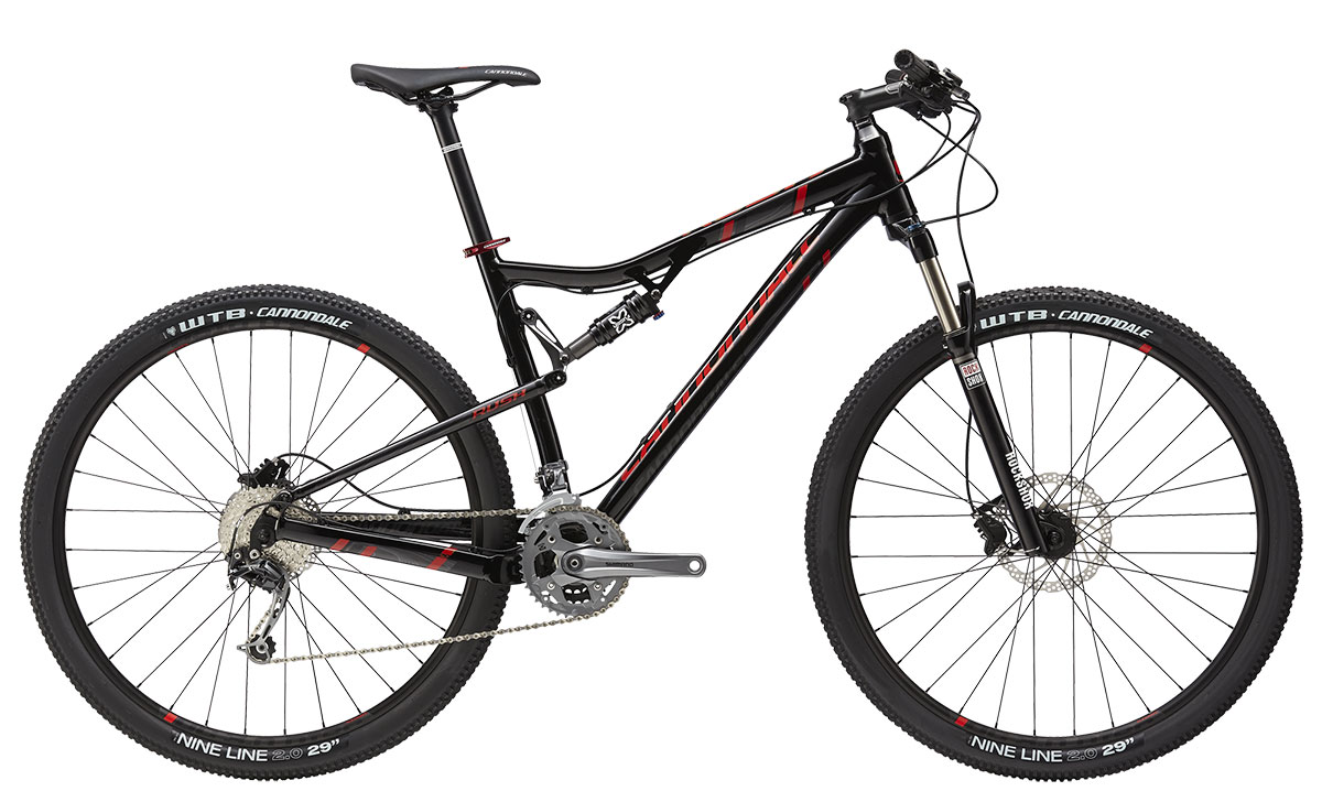 Cannondale RUSH 29 3 XL 2015