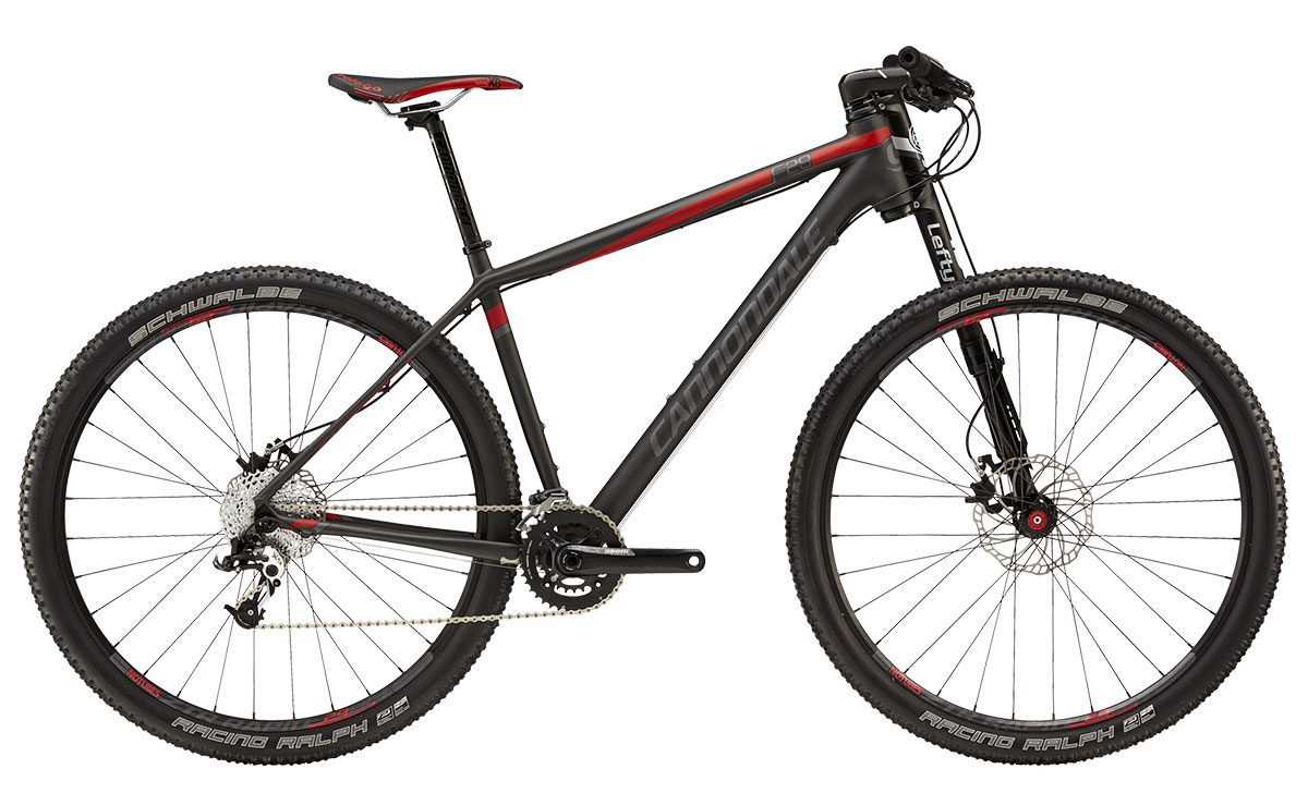 Cannondale F29 CARBON 3 XL 2015