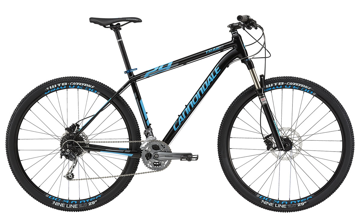 "Cannondale TRAIL 3 29""/27,5"" XS - 27,5"" 2015"