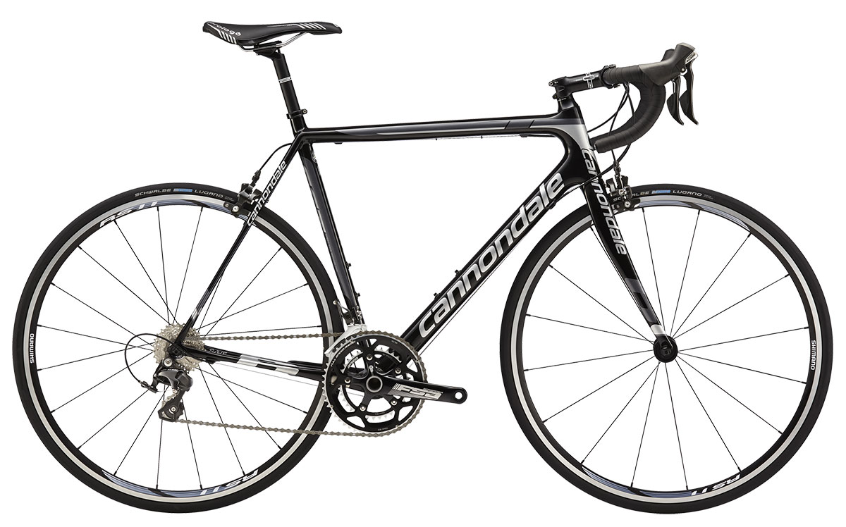 Cannondale SuperSix EVO 105 - BLK 60 2015