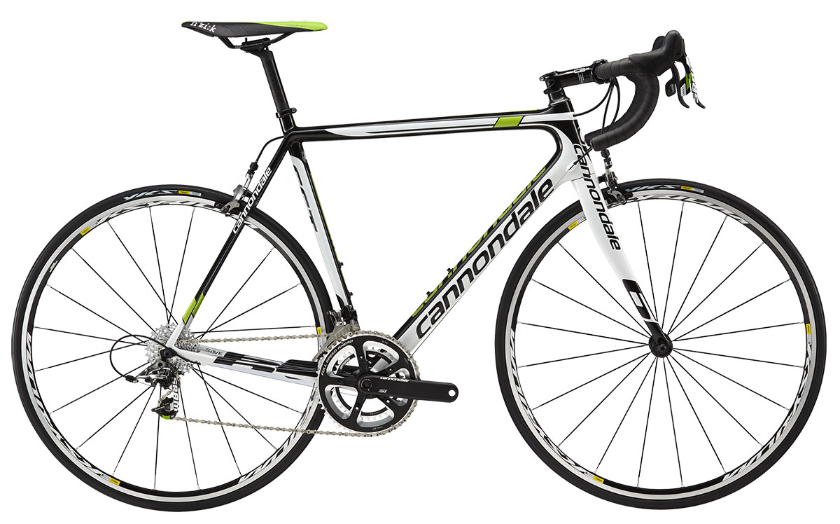 Cannondale SuperSix EVO RED 60 2015