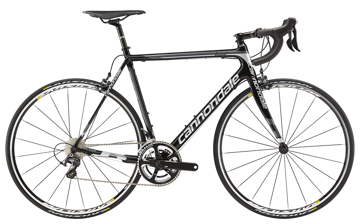 Cannondale SuperSix EVO ULTEGRA BLK 60 2015