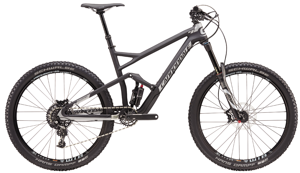 Cannondale JEKYLL 27,5 CARBON 2 PIKE S 2016