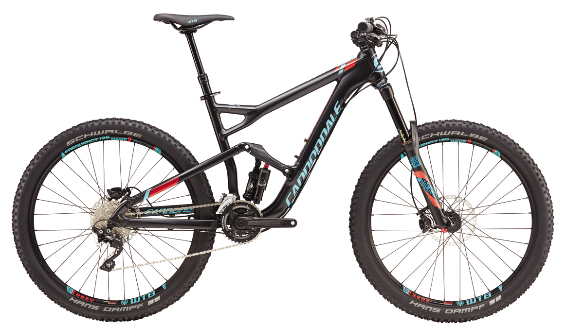 Cannondale JEKYLL 3 S 2016