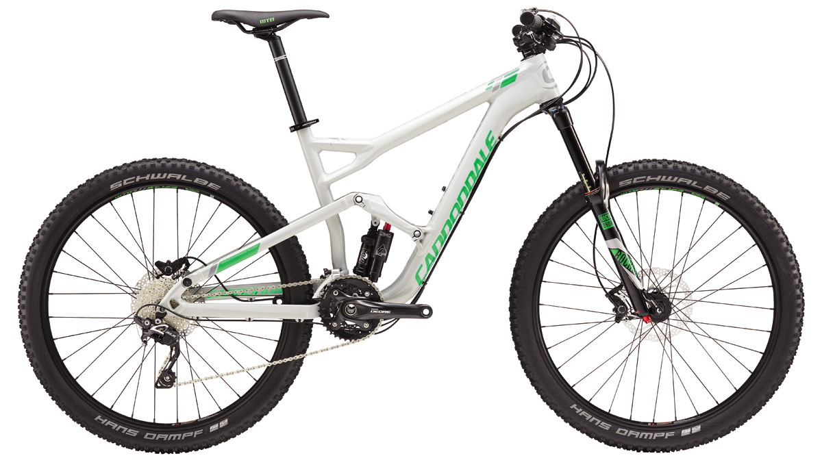Cannondale JEKYLL 4 S 2016