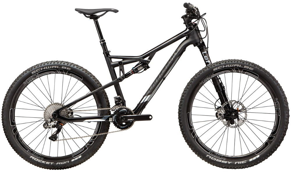 Cannondale HABIT HI-MOD BLACK INC. S 2016