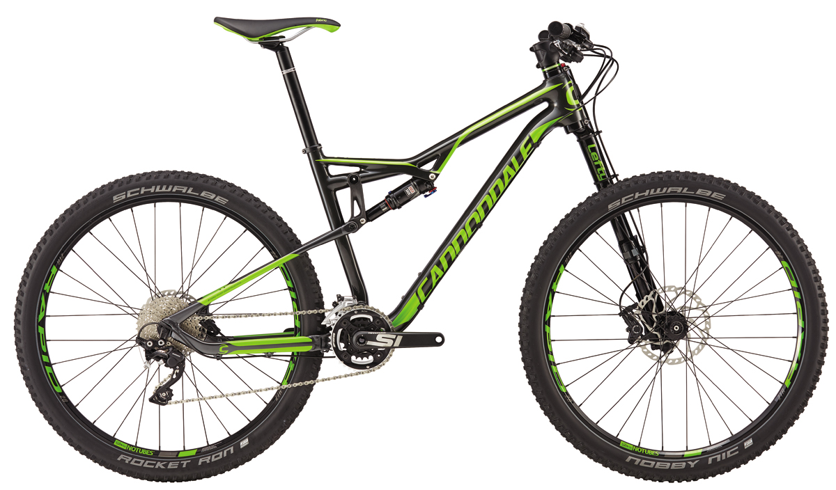 Cannondale HABIT CARBON 3 - GRN S 2016