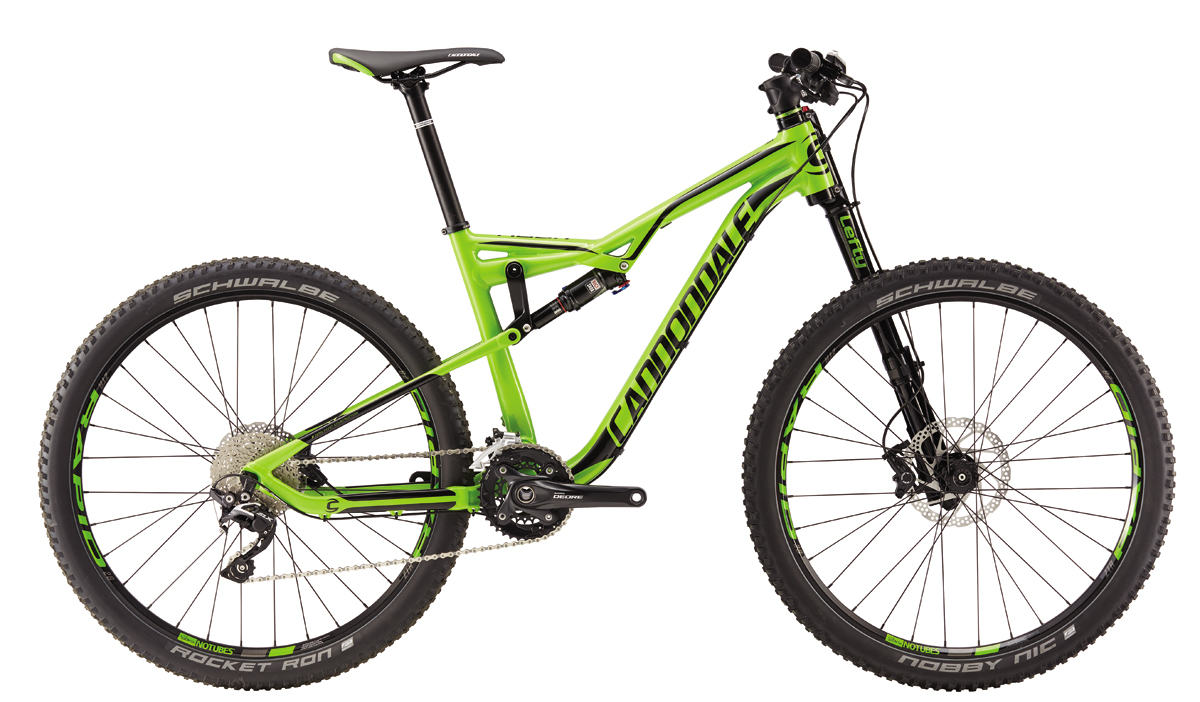 Cannondale HABIT 4 - GRN S 2016