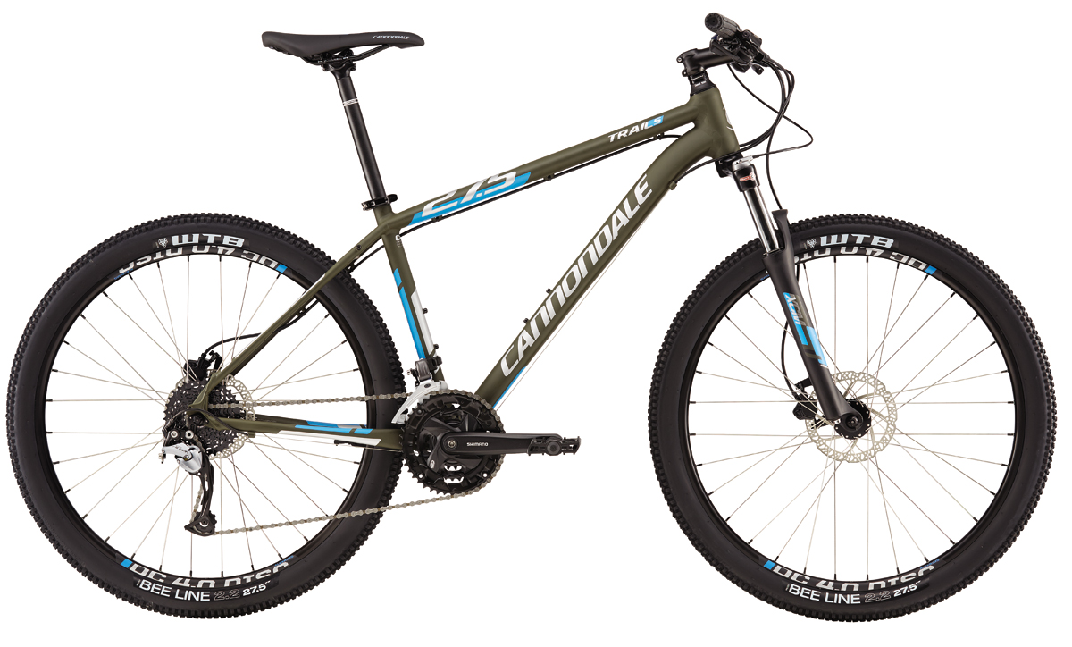 Cannondale TRAIL 5 L 2016